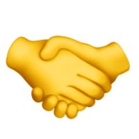 Hand Shake with us